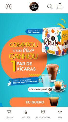 6bfeb15f71cab Cupom de desconto Nescafé Dolce Gusto » 30% OFF   HOJE fevereiro ...